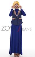 Contoh Model Busana Muslim Hijab Casual