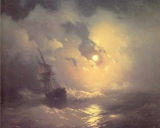 Буря в Северном море
