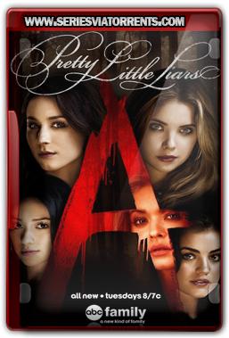Pretty Little Liars 6ª Temporada Torrent – 720p | HDTV 2015