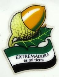 Bellota eli tammenterho on Extremaduran tunnus: