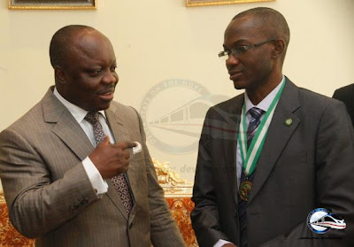 NMAN Delegation of Nigeria Medical Association visits Gov. Uduaghan