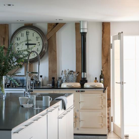 El reloj de cocina kansei cocinas servicio profesional - Reloj cocina diseno ...