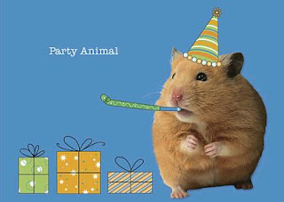 Happy Birthday, Tarjetas de Cumpleaños con Animales en Ingles