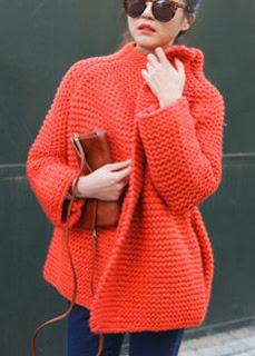 Diseños Exclusivos de Jersey de Punto, Invierno