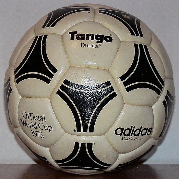 Gambar Bola World Cup 1978
