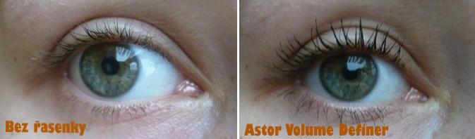 Astor - řasenka Volume Definer