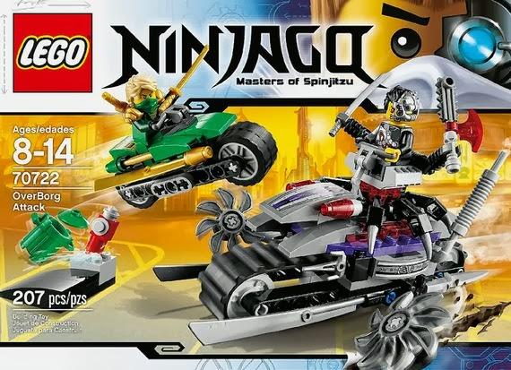 2014 LEGO Ninjago Pictures! | Animato Studios