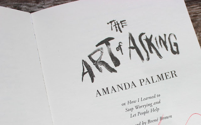 Amanda Palmer The Art Of Asking