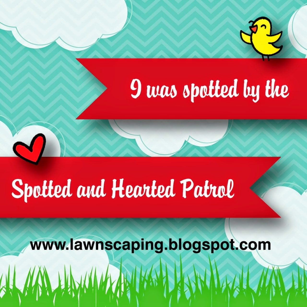 Spotted and Hearted Oct 2014