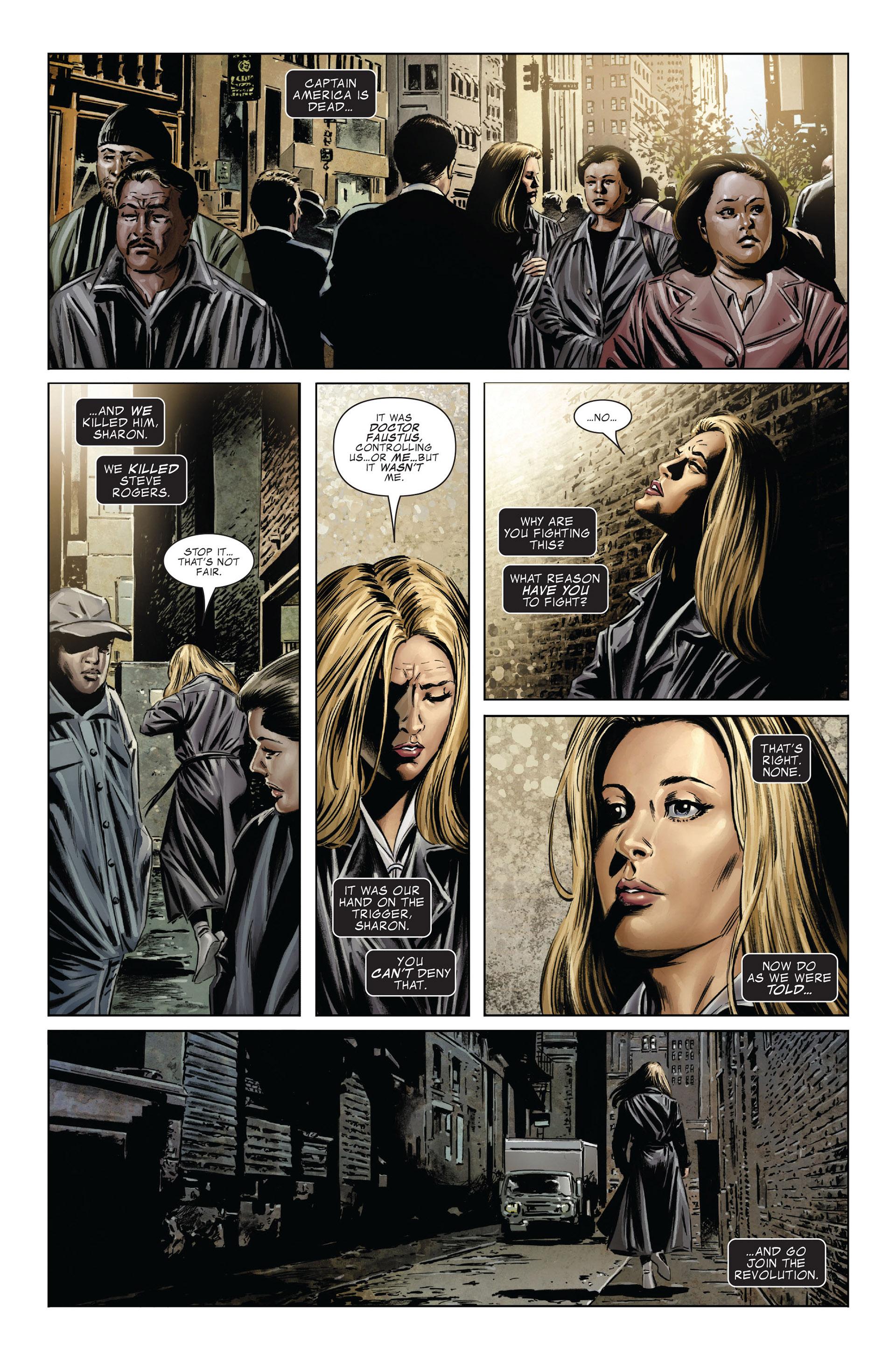 Captain America (2005) Issue #31 #31 - English 3