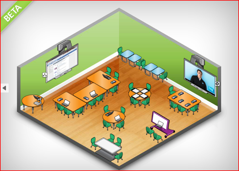 21st Century Classroom Design Ideas ~ Spaces for learning