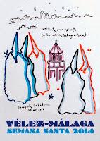 Semana Santa de Vélez Málaga 2014 - Joaquín Lobato