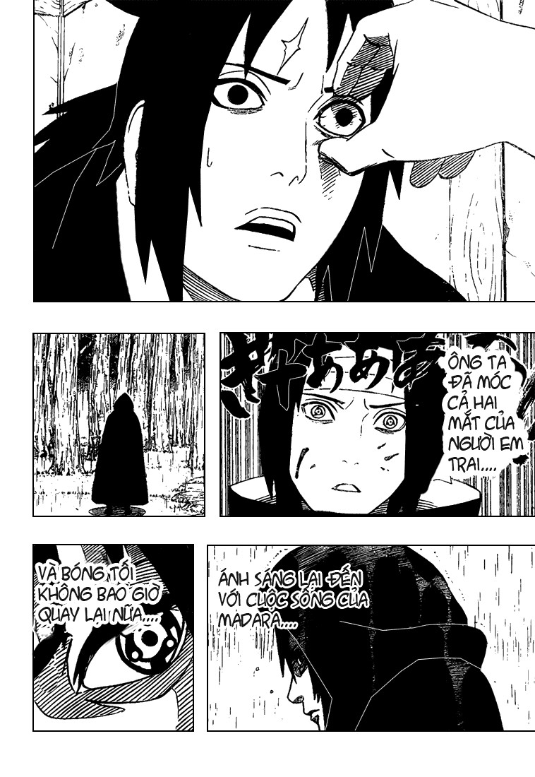 Naruto chap 386 Trang 8 - Mangak.info