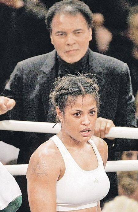of boxing legend m...