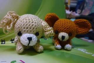Amigurumi Puppy Cute