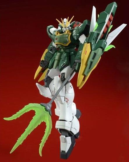 MG 1/100 Altron Gundam EW Version Model Kit
