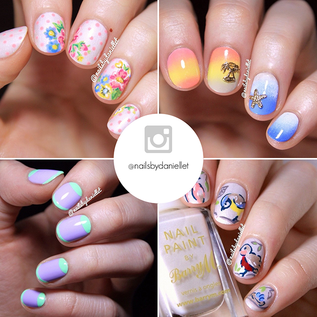The Best Nail Artists on Instagram | The Nailasaurus | UK Nail Art Blog ...