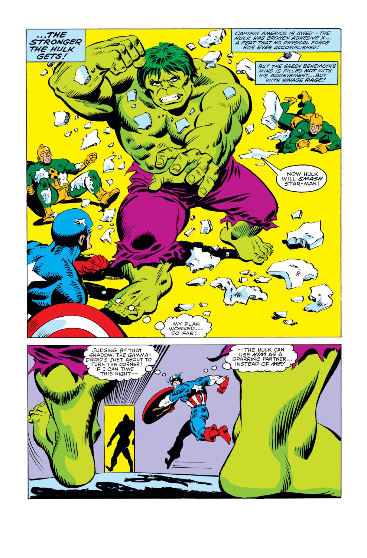 Captain America (1968) Issue #257 #172 - English 12