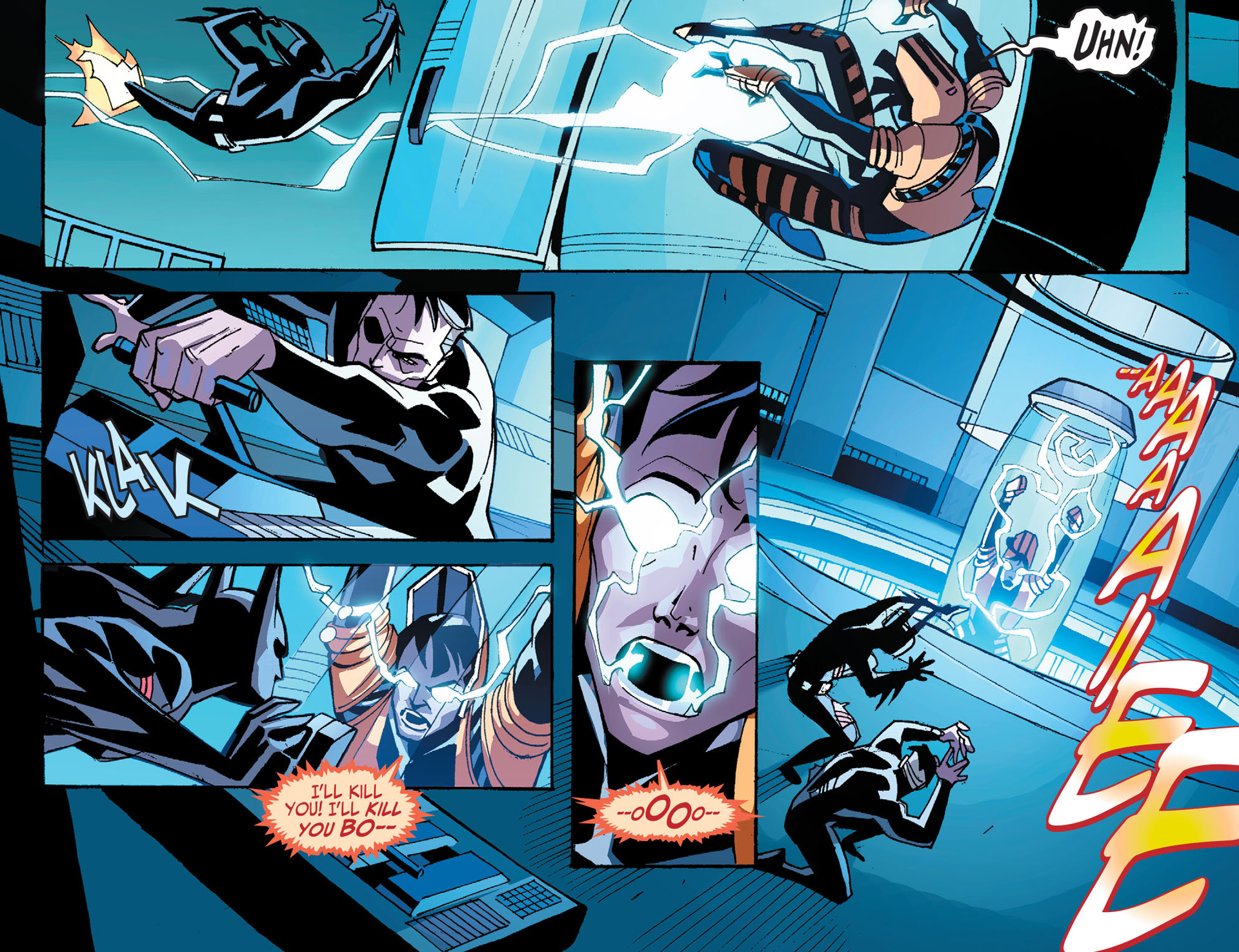 Batman Beyond 2.0 #8 #33 - English 16