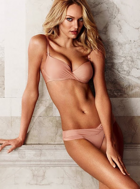 Candice Swanepoel – Victoria's Secret Lingerie Photoshoot