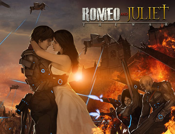 'Romeo and Juliet' to get a war film makeover