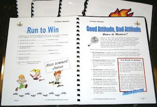 http://www.bibleschoolresources.net/vbs/ChristianOlympics/