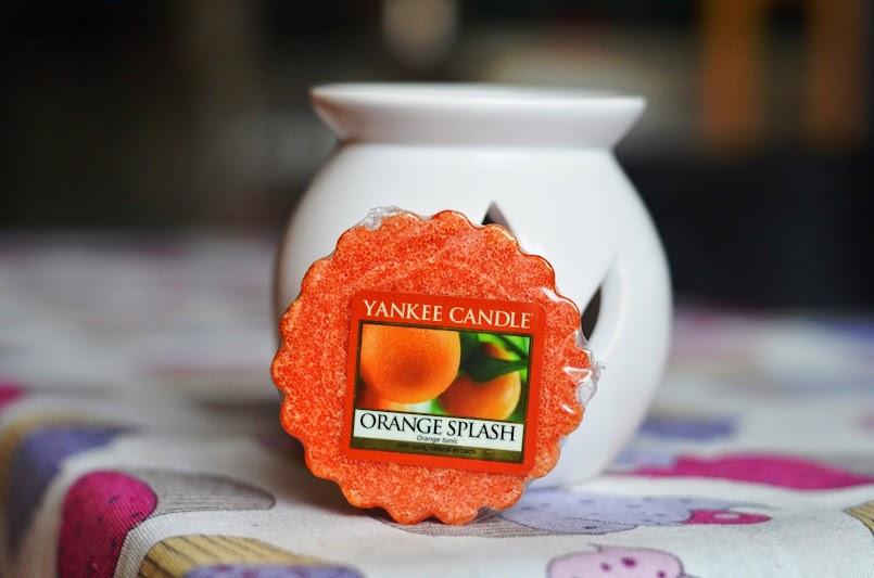 `Yankee Candle - Splash Orange