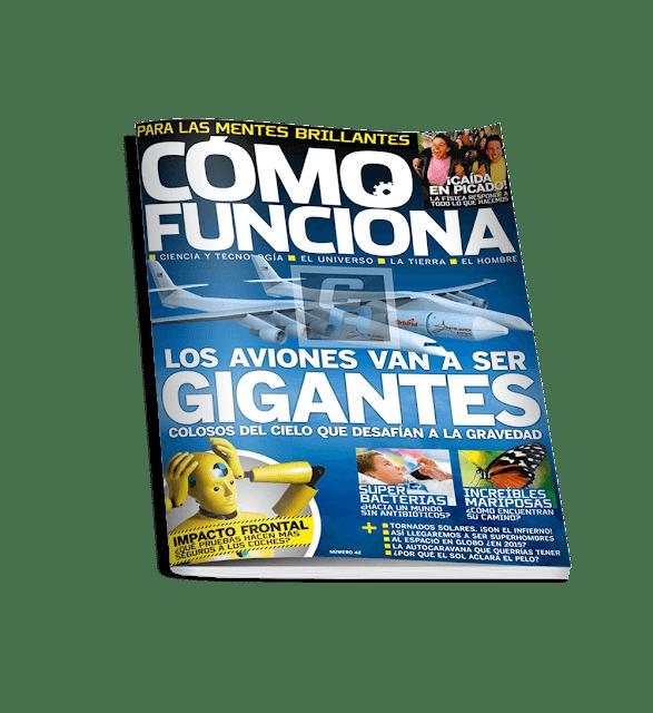 Revista Como Funciona • Para las Mentes Brillantes [Septiembre 2014] PDF