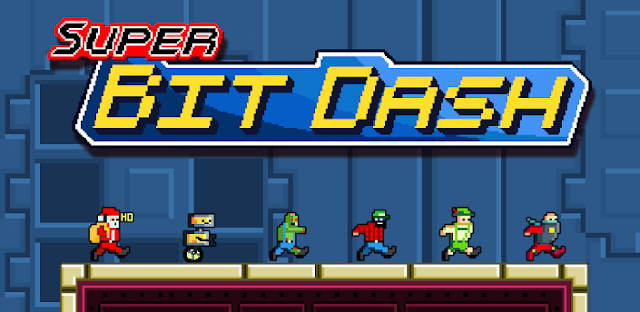 Super Bit Dash v1.0.13 Android oyunu