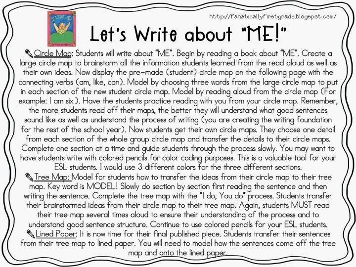 1st Grade Handwriting