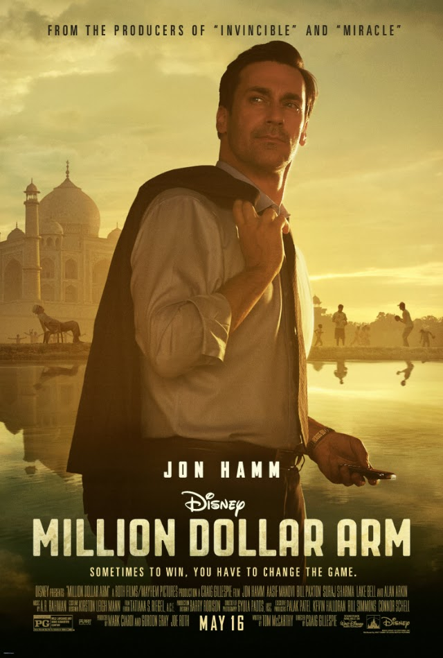 La película Million Dollar Arm
