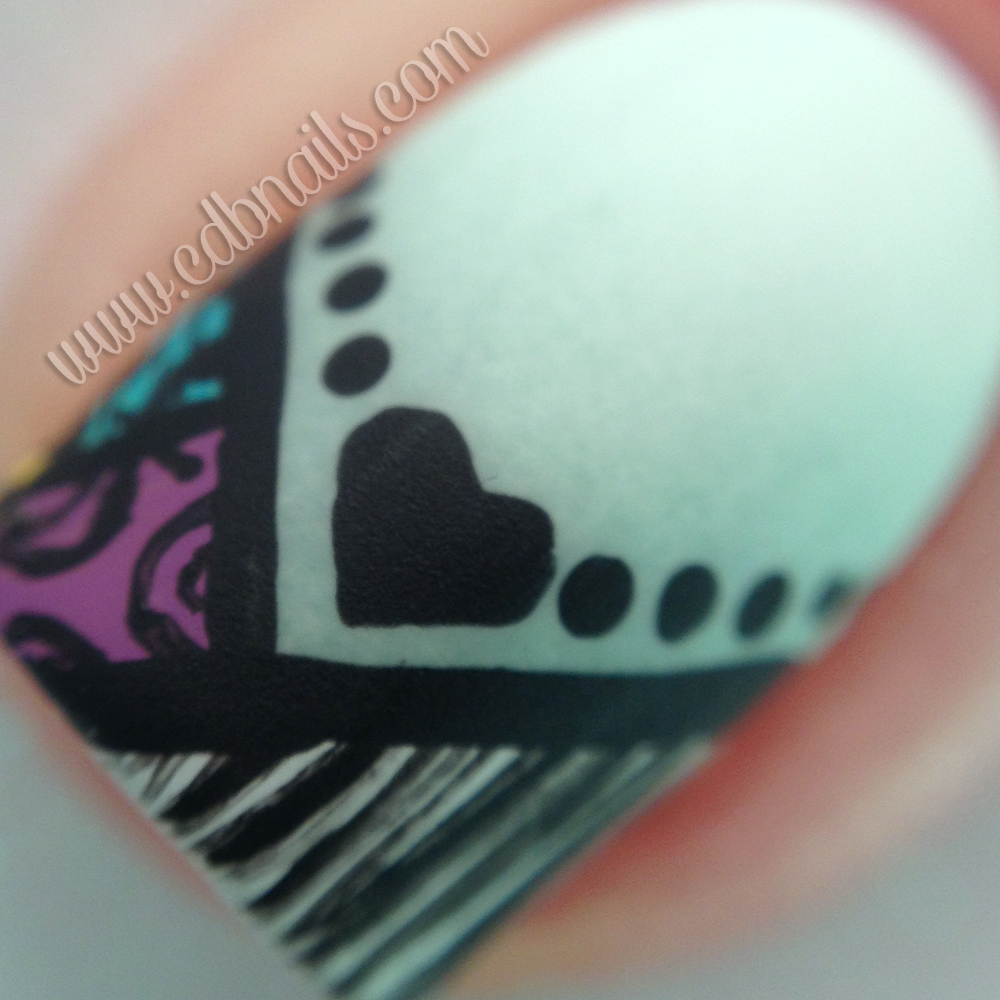 Attractive Jack And Sally Nail Art Pictures - Nail Art Design Ideas ...