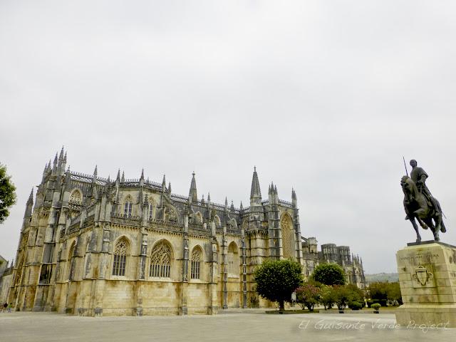 Monasterio de Batalla - El Guisante Verde Project