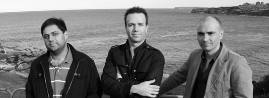 Paul Winn Band: indie pop\rock trio from Sydney, NSW, AU