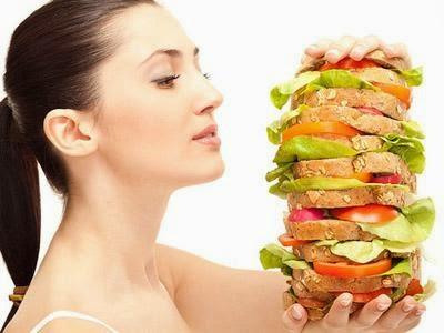 7 Cara Mengontrol Nafsu Makan Yang Tinggi