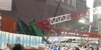 Jatuhnya Crane di Masjidil Haram
