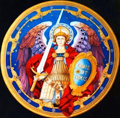 San Miguel. Ruega por nosotros.
