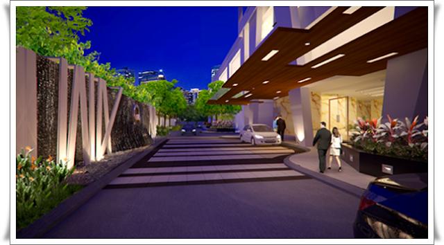 Không gian thoải mái hiện đại tại khu căn hộ Thảo Điền Pearl