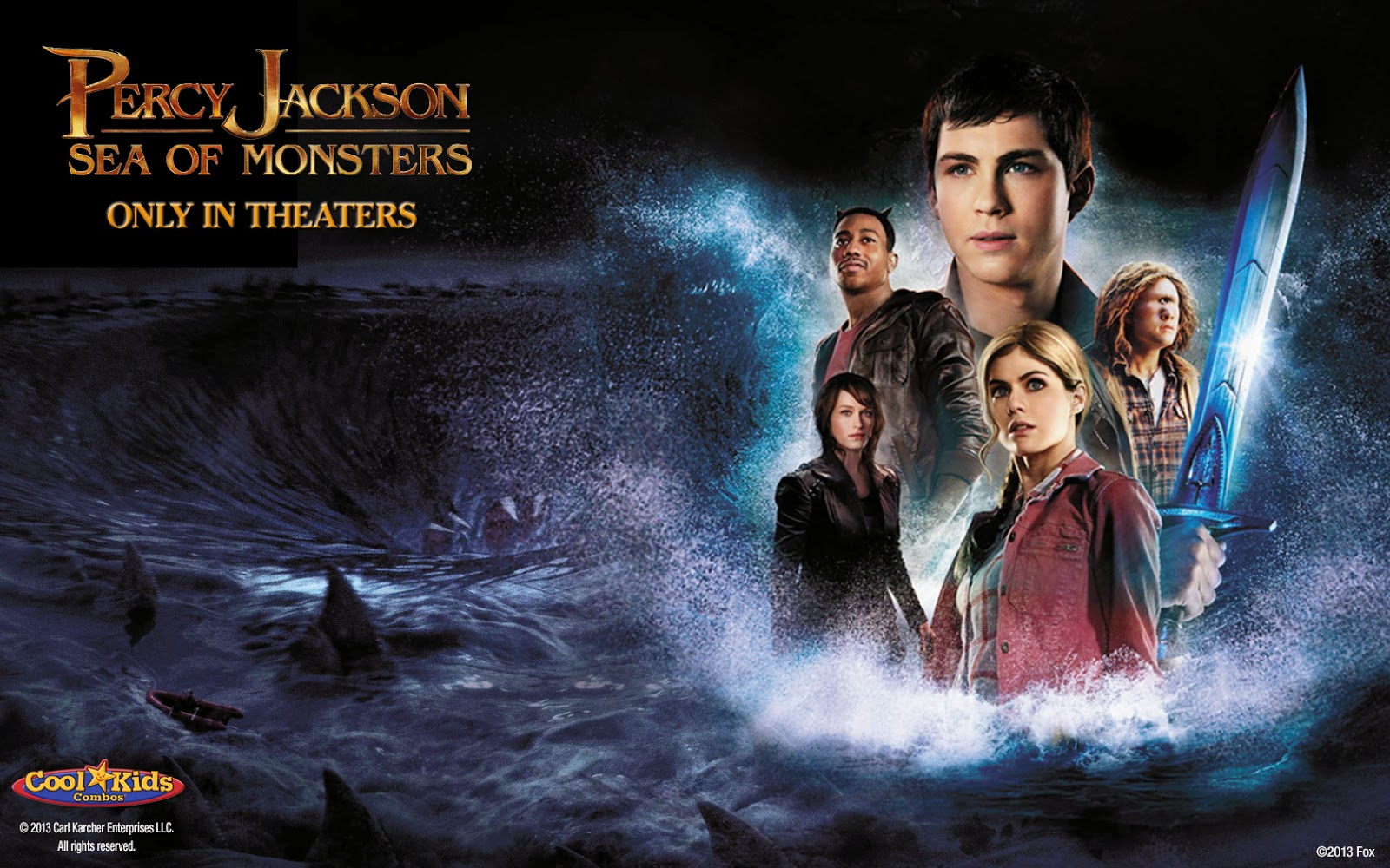 Download image Percy Jackson Sea Monsters PC, Android, iPhone and iPad