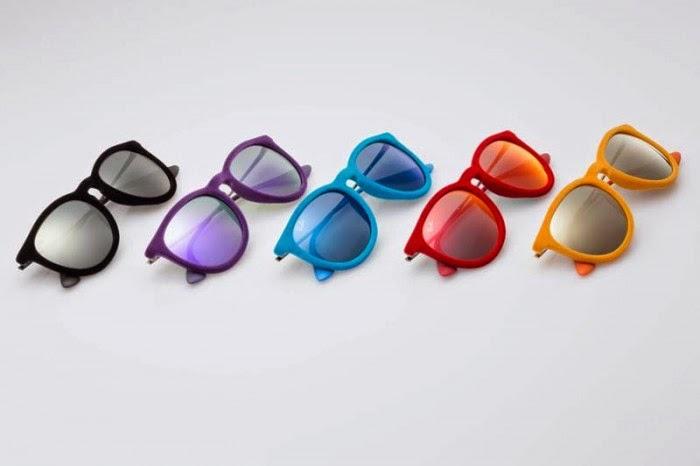 lentes ray ban terciopelo