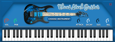 FS Blues Steel Guitar - Plugin VST de Guitarra
