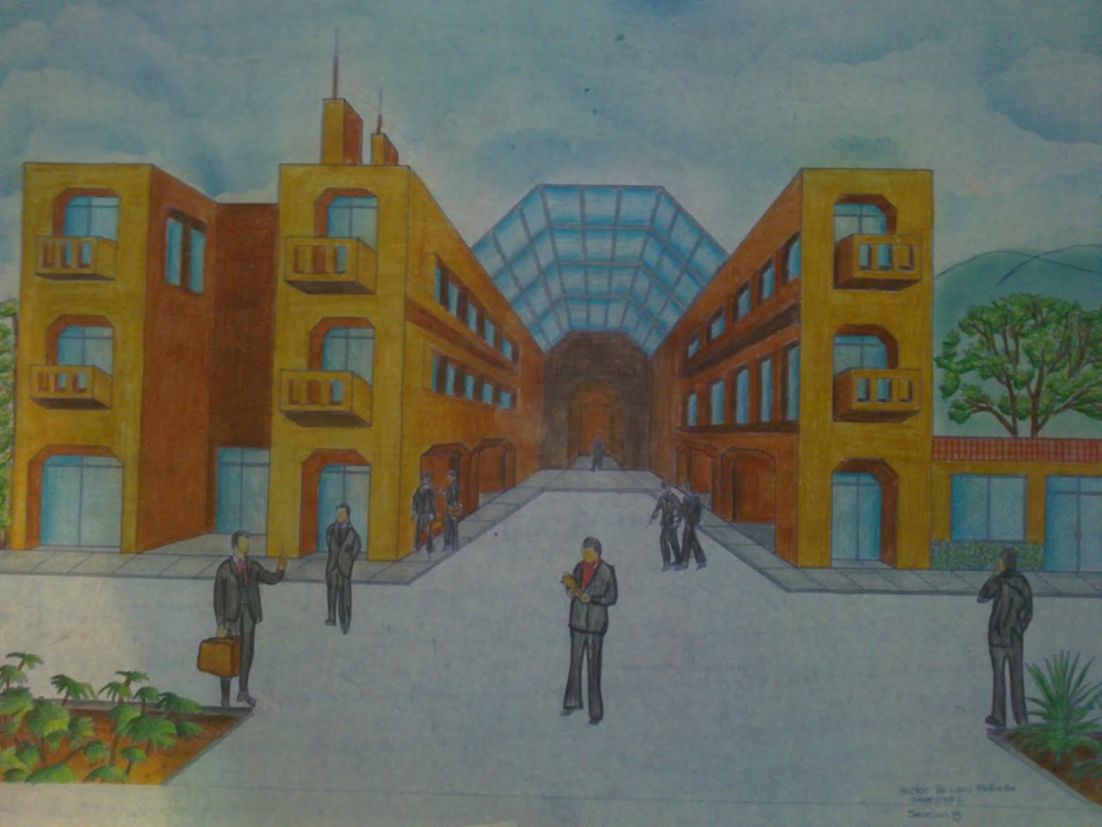 Proyectos marzo 2013 for Exterior un punto de fuga