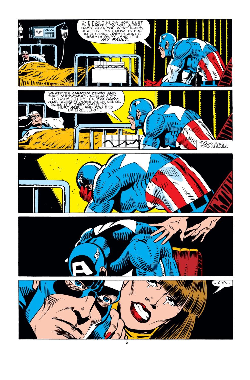 Captain America (1968) Issue #295 #223 - English 3