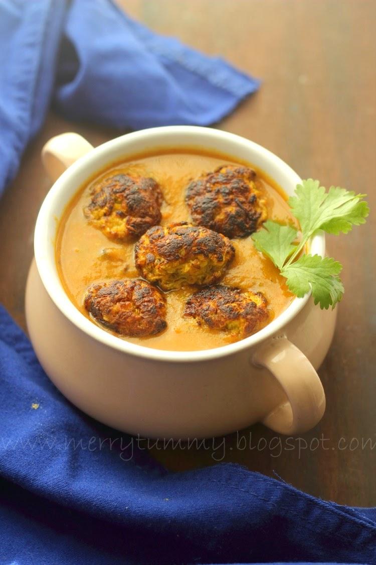 Merry tummy zucchini kofta curry taroi galka ke kofte ki subji zucchini kofta curry taroi galka ke kofte ki subji forumfinder Choice Image