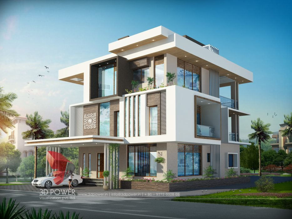 Ultra modern home designs home designs for Ultra modern house