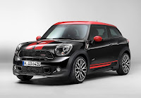 Mini John Cooper Works Paceman (2013) Front Side