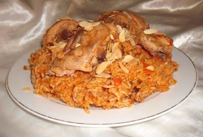 Kabsa & kunafa czy obiad w stylu GCC
