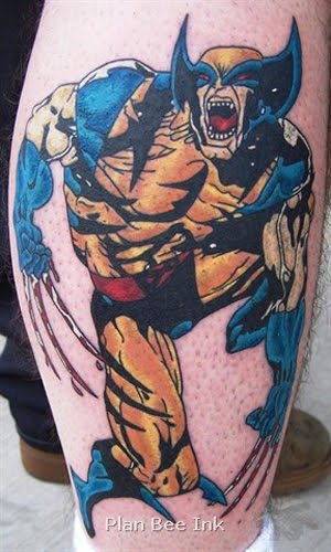 X Men X Tattoo 20 Awesome X-Men Tatto...