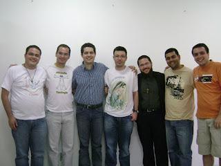 Membros do COMISE se reúnem em Marília/SP para preparar encontro.