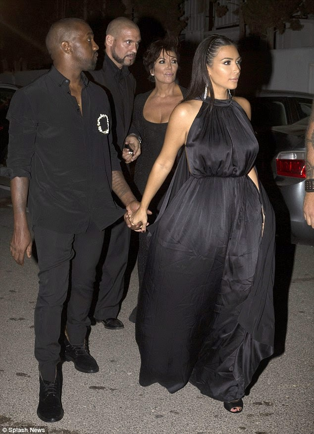 Dailybuzz.ch: Kim Kardashians Meltdown At Nude Magazine